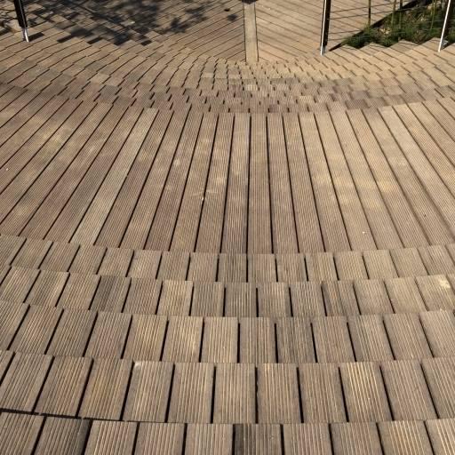 Bambus terrasseplank – Møbler til terrasse